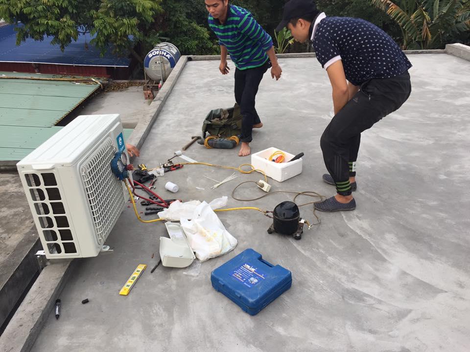 Sửa chữa điều hòa nhiệt độ tại quận Hà Đông chỗ nào uy tín, giá tốt, tốc độ?