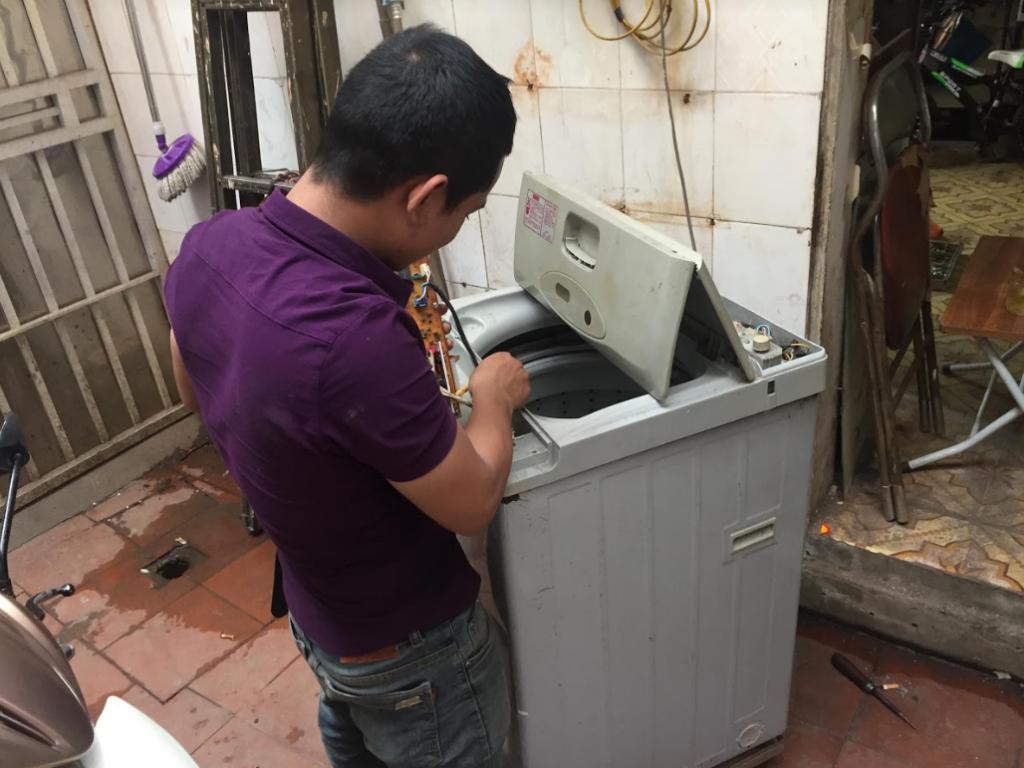 Trung tâm bảo hành máy giặt LG ở đâu giá cả hợp lý, sửa xong ngay trong ngày?